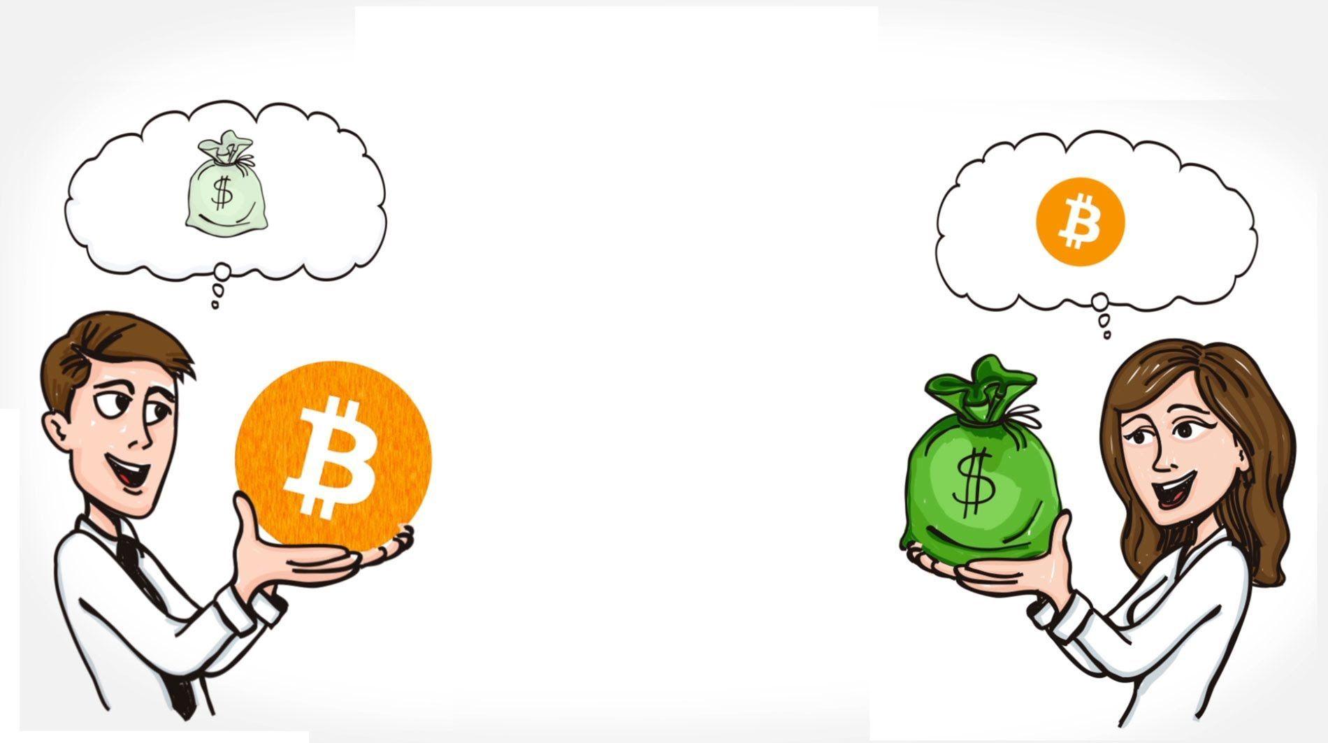 giao dịch bitcoin trên remitano