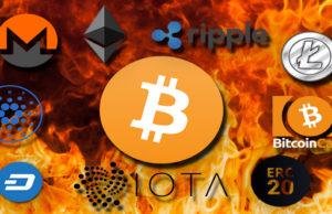 Cập nhật thị trường: Bitcoin và altcoin trước nguy cơ sụp đổ