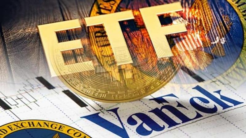 VanEck vẫn tự tin ETF Bitcoin của mình sẽ được chấp thuận