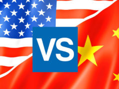 Trung Quốc đối đầu Mỹ trong cuộc chiến Blockchain
