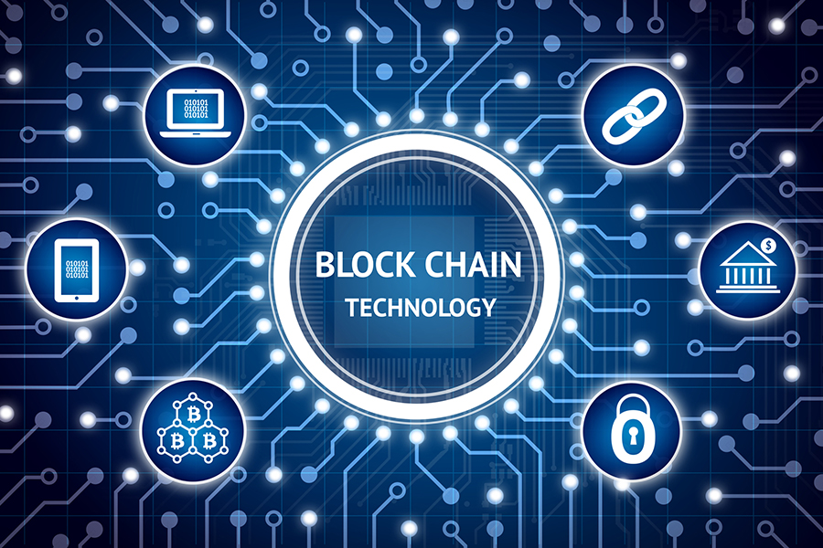 JD.com đã áp dụng hơn 200 bằng sáng chế Blockchain