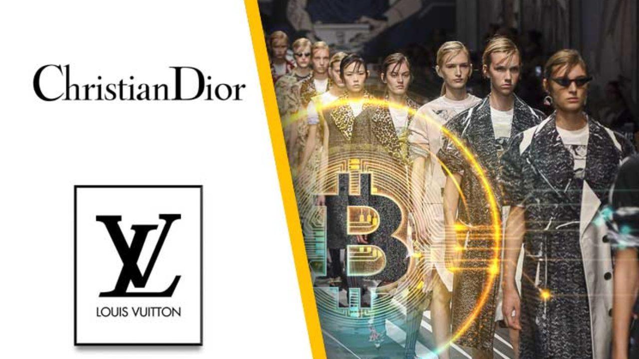 Louis Vuitton & Christian Dior dùng Blockchain để xác minh hàng hóa xa xỉ