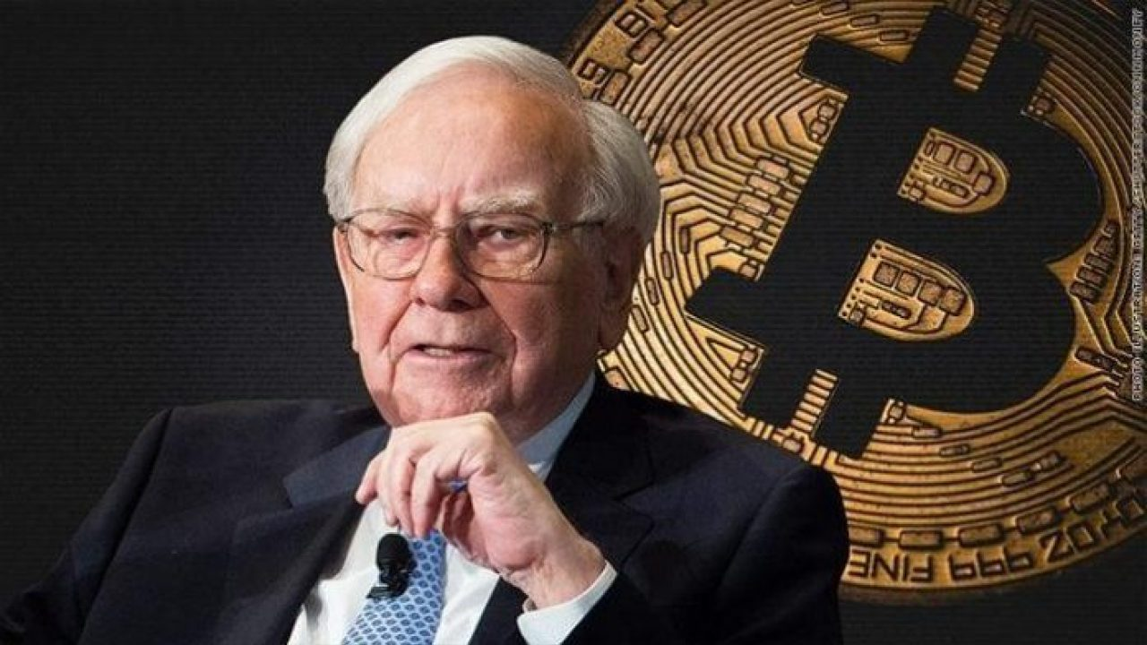 """Nhà đầu tư Warren Buffett đưa ra ẩn dụ Bitcoin (BTC) như một """"vỏ sò"""""""