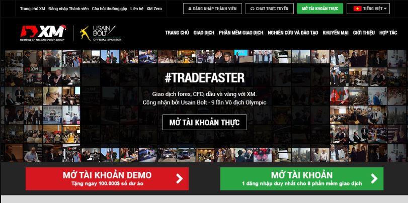 Sàn XM forex liệu có phải lựa chọn uy tín cho traders Việt?