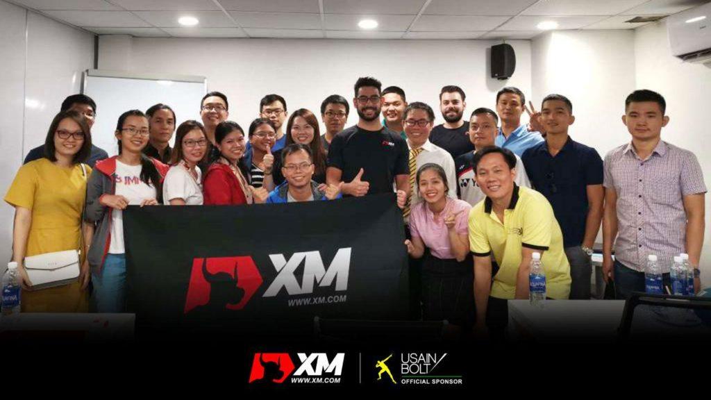 Lớp học forex XM