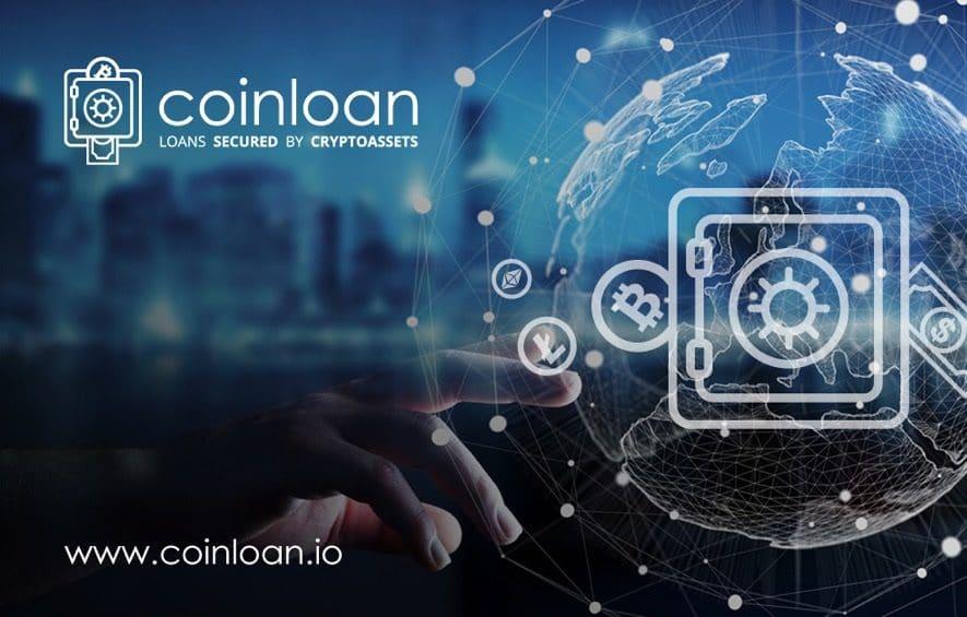 Nền tảng CoinLoan cho phép người vay nhận được tiền vay lên đến 70% so với tài sản thế chấp của họ