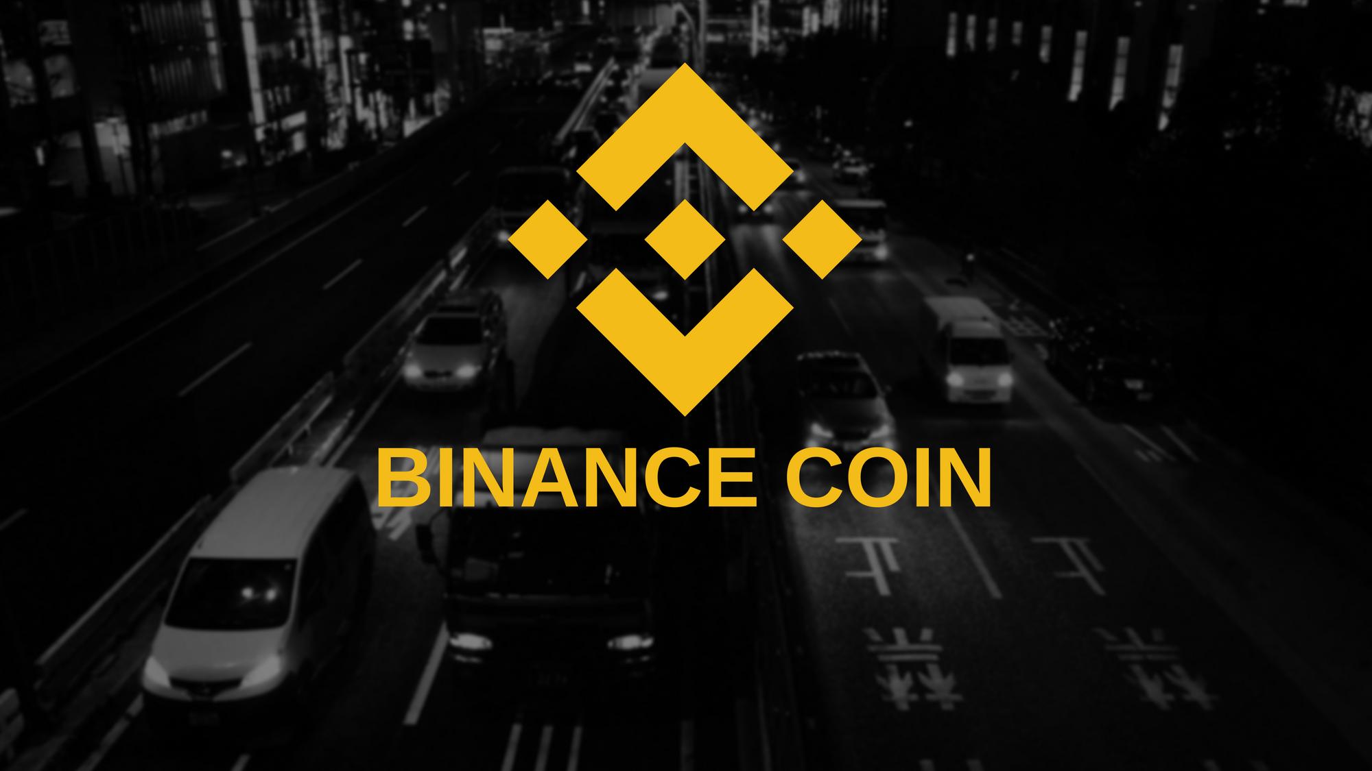 đồng tiền Binance bắt đầu xuất hiện trên chuỗi khối Ethereum.