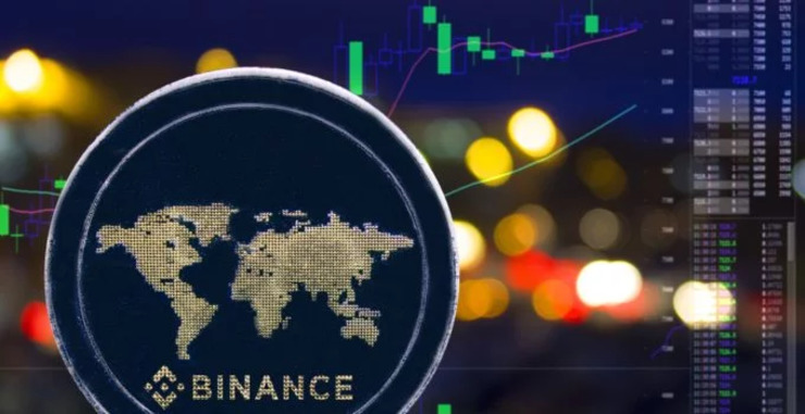 Đồng tiền Binance được ra đời vào năm 2017 bởi Changpeng Zhao
