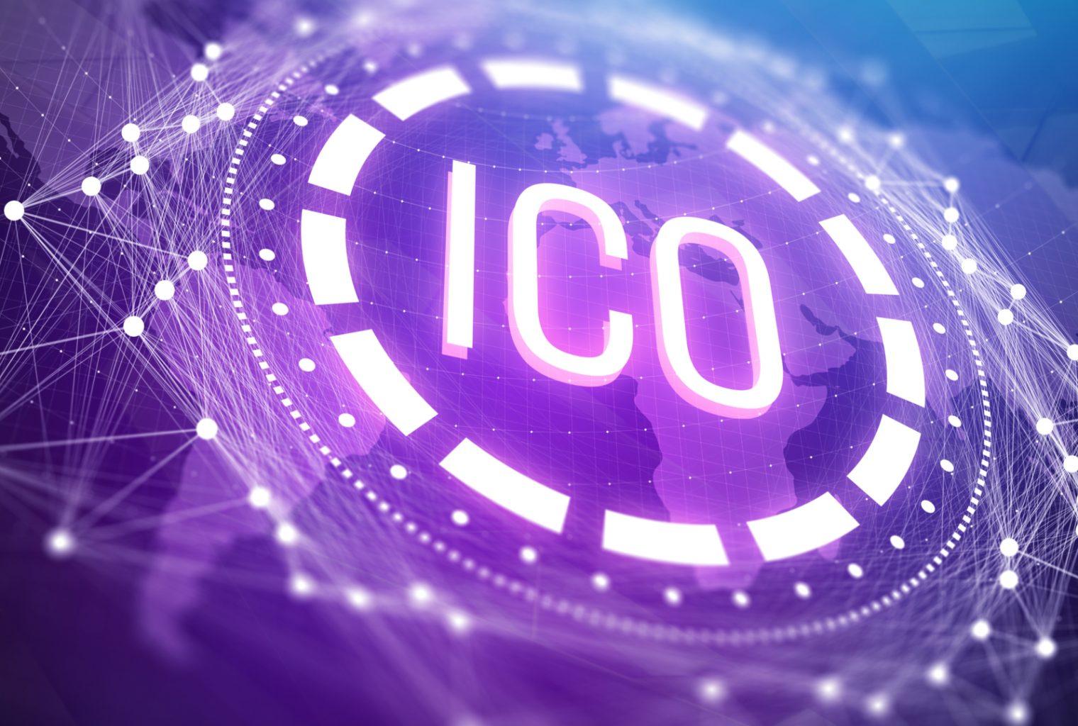 ICO ( viết tắt của Initial Coin Offering), hay còn gọi là hệ thống cung cấp tiền xu ban đầu