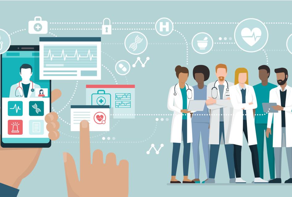 lợi ích của Blockchain hỗ trợ các bác sĩ chăm sóc bệnh nhân trade24h