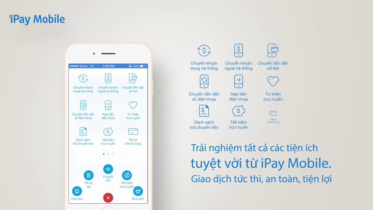 Các tính năng hữu ích của Vietinbank iPay