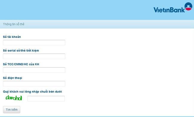 Truy cập vào ứng dụng Vietinbank iPay hoặc website của Vietinbank