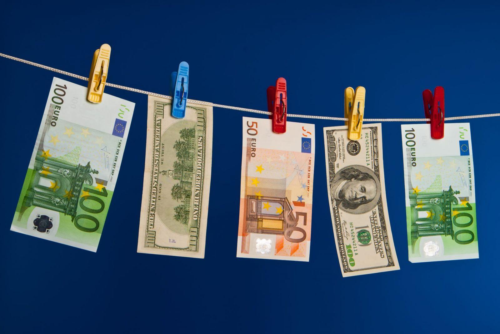 Các cách Money Laundering