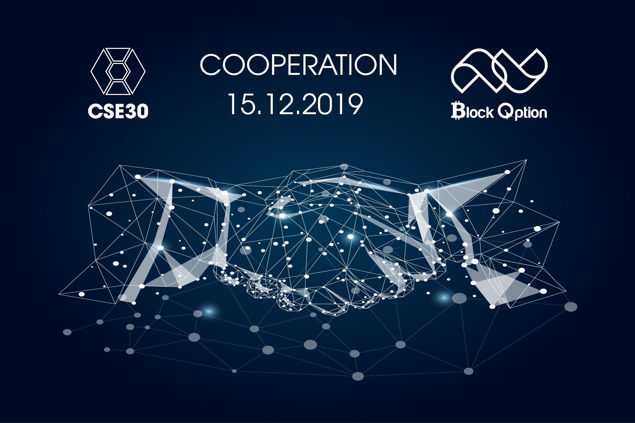 Block Option và CSE bắt tay nhau tích hợp hạ tầng công nghệ và cộng hưởng hệ sinh thái