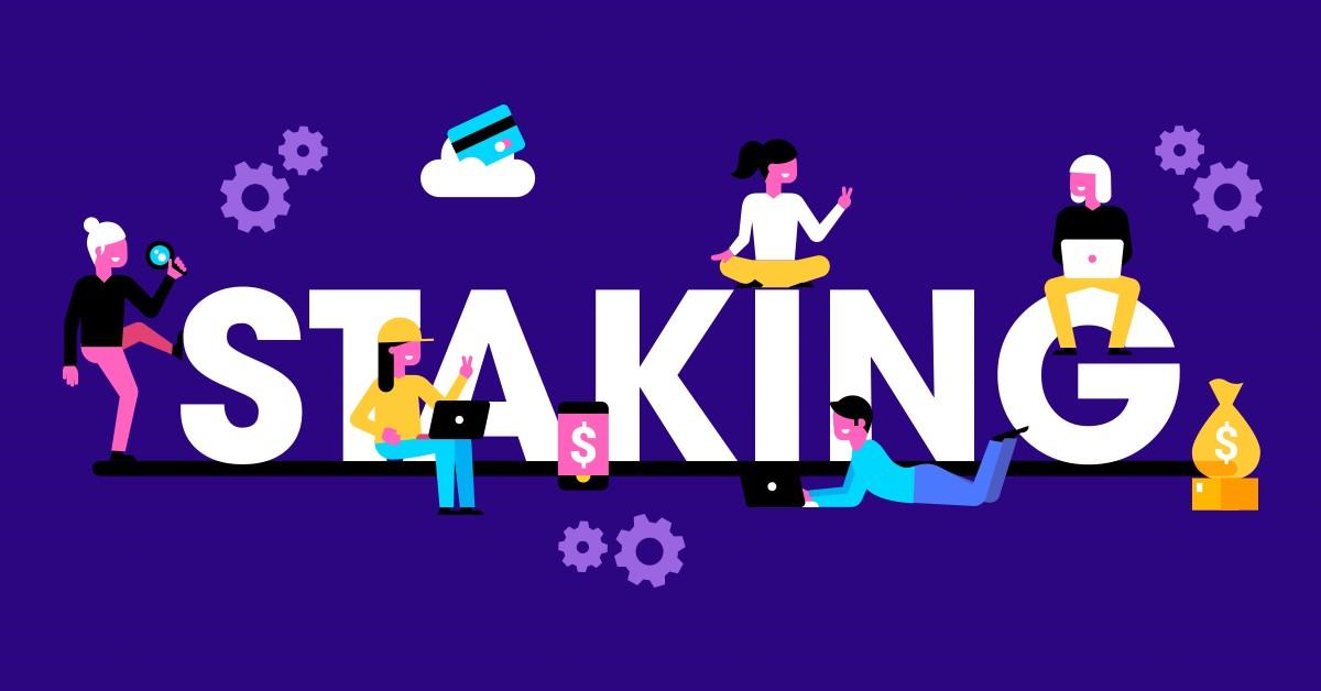 Staking là gì ? Stacking được biết đến là hoạt động mua và lưu trữ tiền điện tử ở trong các ví tiền điện tử