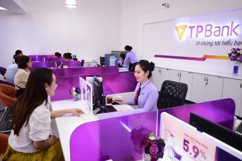 TPBank Ngân hàng Thương mại Cổ phần Tiên Phong