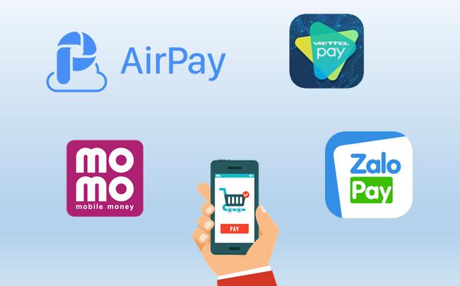 Airpay là một trong những ví điện tử đang được sử dụng phổ biến hiện nay