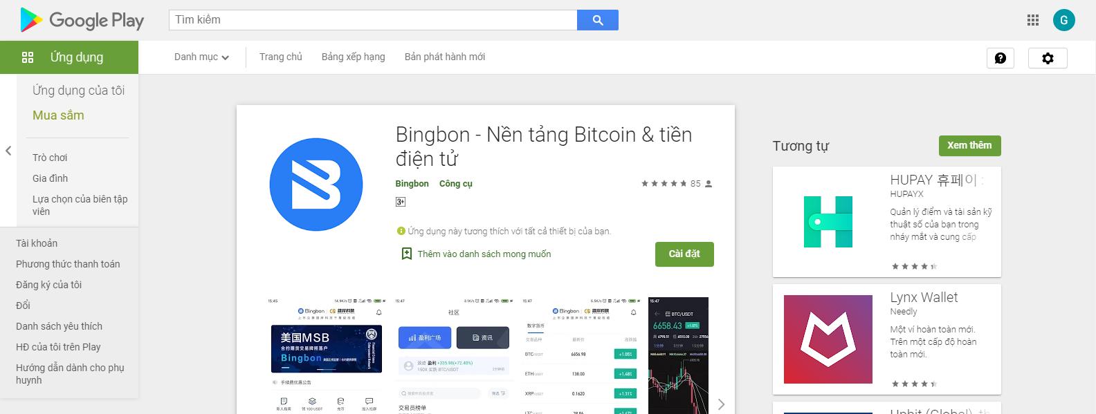Sàn Bingbon là gì? Hướng dẫn đăng ký tài khoản sàn Bingbon mới nhất
