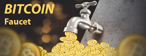 Kiếm tiền với Bitcoin Faucet