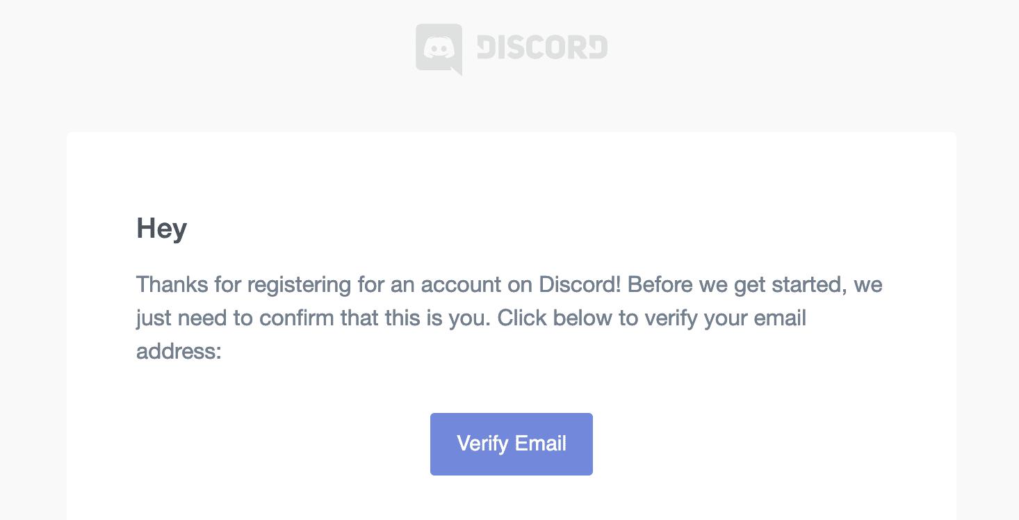 Xác nhận bằng email