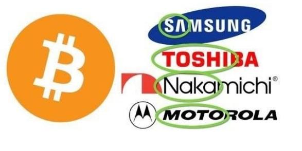 Các thương hiệu công nghệ lớn