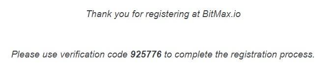 Dãy 6 chữ số xác nhận đăng ký