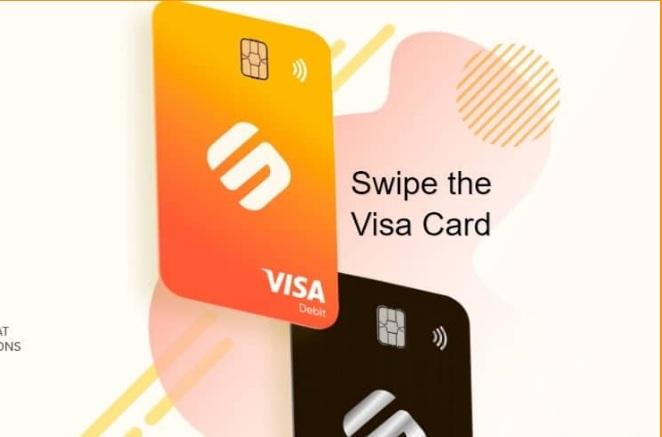 Thẻ Swipe Card