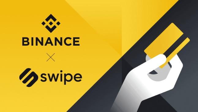 Binance thu mua lại Swipe